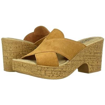 Bella-Vita Lor-Italy (Tobacco Italian Suede Leather) Women