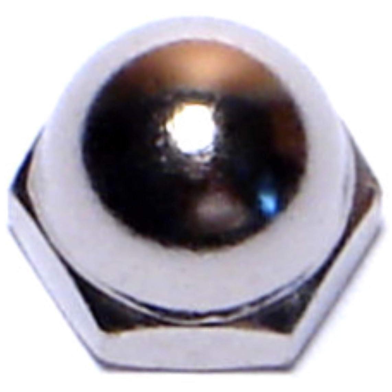 Hard-to-Find Fastener 014973228552 Acorn Cap Nuts, 10-24, Piece-100
