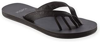 toesox Womens Maya Flat Black 9 26.5cm