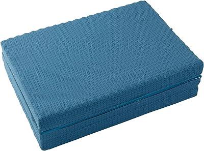 ロマンス小杉 ブルー シングル(97×200cm) ロマンスゼロ 体圧分散 敷きふとん 1-1134-6830-8700