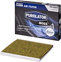 Best 2001 dodge caravan cabin air filter Reviews