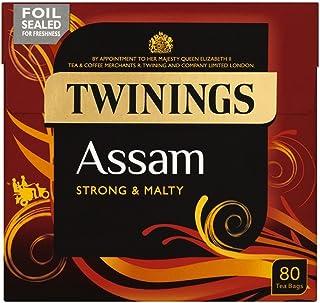 Twinings Assam 80 Btl. 200g - ein starker, schwarzer Tee aus dem Bundesstaat Assam in Indien