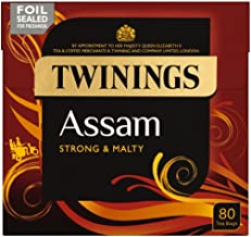 Twinings Assam Strong and Malty, 80 Tea Bags