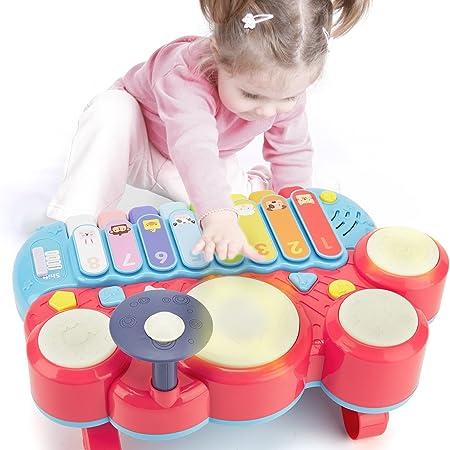 VTech- Remi la Cebra marchosa Piano Aprende Música Notas E ...