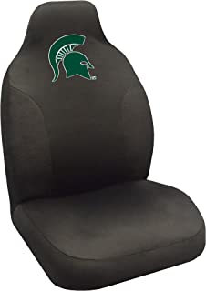 """FANMATS 15071 NCAA Michigan State University Spartans Polyester Seat Cover,20""""x48"""""""