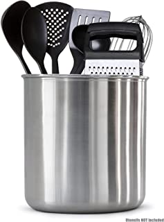 Best oversized utensil holder Reviews