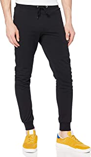 FM London Men's Hyfresh Slim Fit Sports Jogger