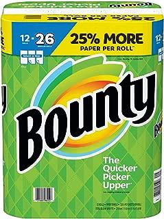 bounty half sheets