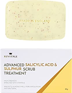 Revitale Advanced Jabón para tratamiento exfoliante con á