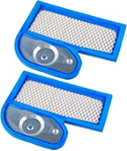 HIFROM Air Filter fit for FH451V FH500V FH531V 580V Replaces Kawasaki 11013-7002 John Deere M137556 Ariens 21538200 Gravely 21538200 Cub Cadet 490-200-0004