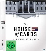House of Cards - Die komplette Serie [Blu-ray]