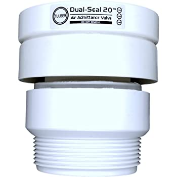 2-inch Vent Tuuber 2X Superior Seal Air Admittance Valve