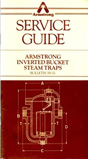 Armstrong Inverted Bucket Steam Traps Service Guide Bulletin 301-G