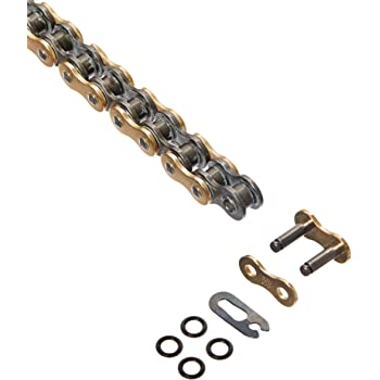 DID 415ER-120 Gold Chain with Connecting Link