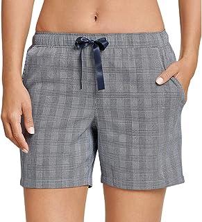 974541d2f5 Schiesser Damen Schlafanzug Mix & Relax - frei Kombinierbar - Hose kurz  oder lang - Shirt
