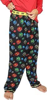 Image of Soft Flannel LEGO Ninjago Pajama Pants for Boys