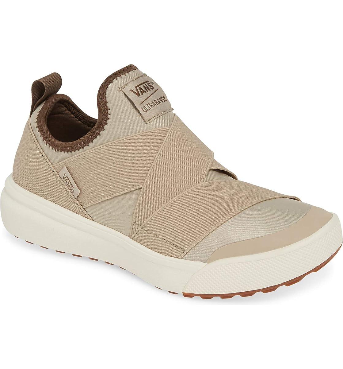 その間袋ブロック[バンズ] レディース スニーカー UltraRange Gore Slip-On Sneaker (Wo [並行輸入品]