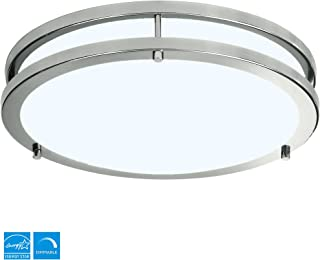 home depot flush mount led ceiling lights