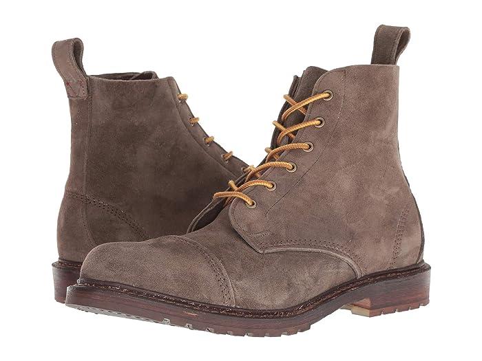 Allen Edmonds  Normandy (Taupe Suede) Mens Dress Boots