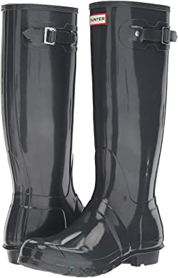 Original Tall Gloss Rain Boots