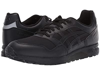 ASICS Tiger Gel-Saga (Black/Black) Classic Shoes