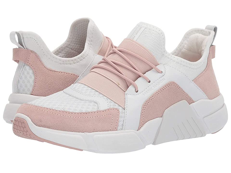 Mark Nason Block (White/Pink) Women