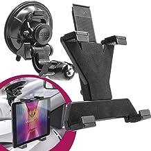 Mobilefox 360° Auto KFZ PKW Tablet Halterung Halter für Samsung Galaxy Tab 2 3 4
