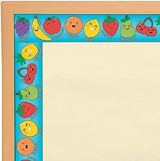 Fun Express - Fruit of The Spirit Border - Educational - Classroom Decorations - Bulletin Board Decor - 12 Pieces
