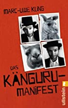 Coverbild von Das Känguru-Manifest, von Marc-Uwe Kling