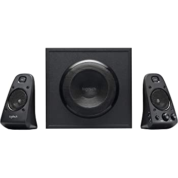 Logitech Z623 - Set de Bocinas (PC, Corriente alterna, Audio (3.5mm))