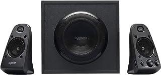 Logitech Z623 THX 2.1 Speaker System with Subwoofer, THX Certified Audio, 400 Watts Peak Power, Deep Bass, Multi Device, 3...