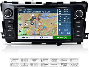 AIMTOM AMN-8590-MB 2013-2017 Nissan Altima In-dash GPS Navigation Stereo FM AM Radio Bluetooth DVD CD Deck 8