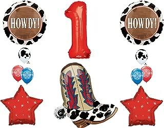 Best 1st birthday cowboy theme Reviews
