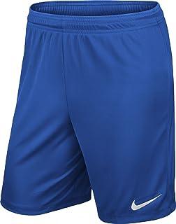 Nike Park Iı Knit Dri-Fit Erkek Siyah Futbol Şortu (725903-010)