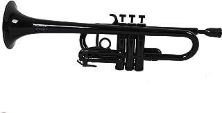 Tromba Pro Professional Plastic C Trumpet-black
