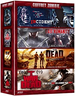 Zombie : Incident, Exit Humanity, The Dead, War Of The Dead