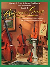 100COCD - Artistry in Strings Bk. 1 - Cello bk/cd