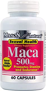 MASON NATURAL, MACA 500MG