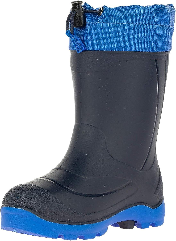 Kamik Footwear Kids Snobuster1 Sale item Insulated Litt Boot Snow 70% OFF Outlet Toddler