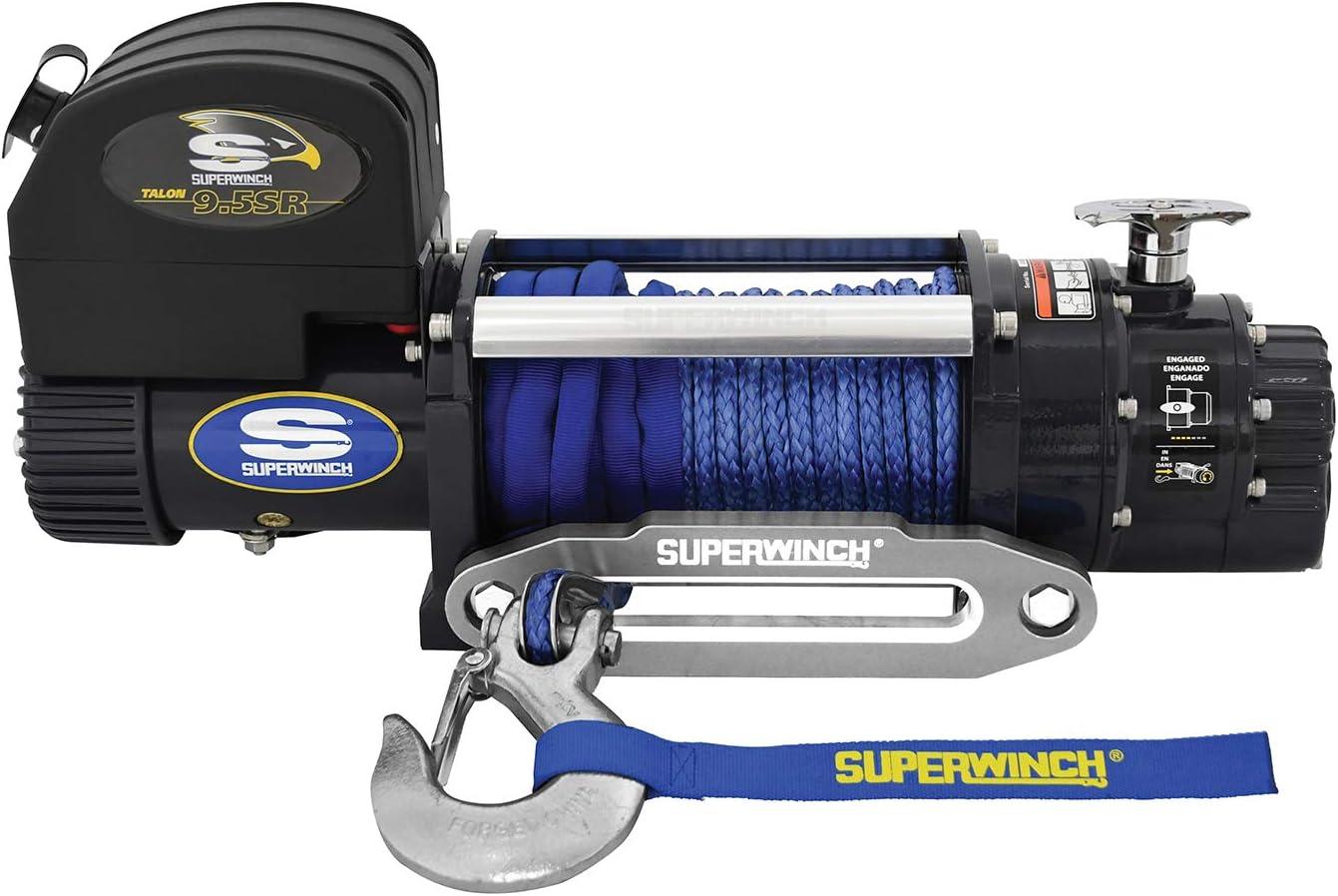 Superwinch 1695201 Talon Memphis Mall 9.5SR 12 VDC Winch Ranking TOP20 9 lb 4 309 500 kg