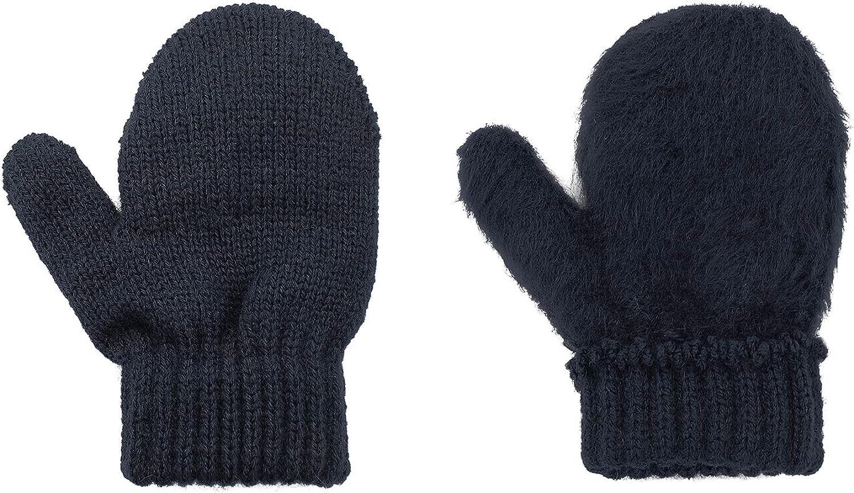 Zando Toddler Mittens Magic Stretch Mittens Kids Winter Gloves Baby Boy Mittens Soft Knit Mitten Toddler Winter Gloves