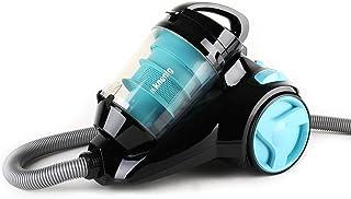H.Koenig SLC80 - Aspirador sin bolsa multicicl?nico silencioso +,74 db , Filtro HEPA, Capacidad 2.5 l, Color Azul [Clase de eficiencia energ?tica A]
