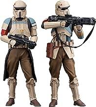 Star Wars Rogue One Scarif Stormtrooper ArtFX+ Statue 2-Pack