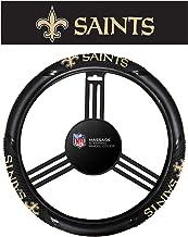 Fremont Die NFL Unisex Massage Grip Steering Wheel Cover