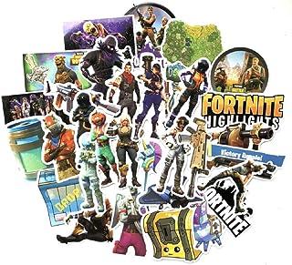 Fortnite フォートナイト 人気ゲーム シール ステッカーボム デカール ステッカー40枚