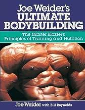 joe weider bodybuilding training system