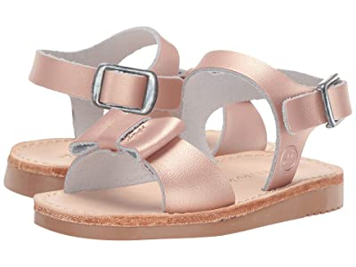 Freshly Picked Bayview Sandal (Infant/Toddler/Little Kid) (Rose Gold) Kid