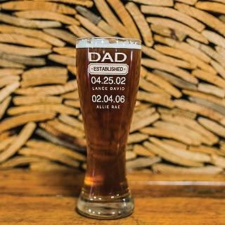 Best dad established pint glass Reviews