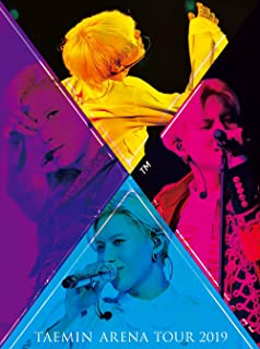 TAEMIN ARENA TOUR 2019 〜X™〜[Blu-ray]
