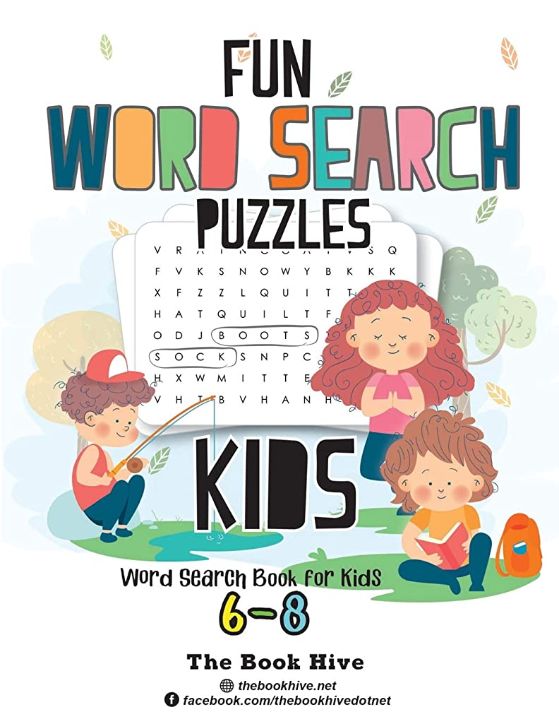 兵隊ファンタジー虚弱Fun Word Search Puzzles Kids: Word Search Books for Kids 6-8 (Everything kids logic puzzles word search, Brain games for clever kids puzzles to exercise your mind)